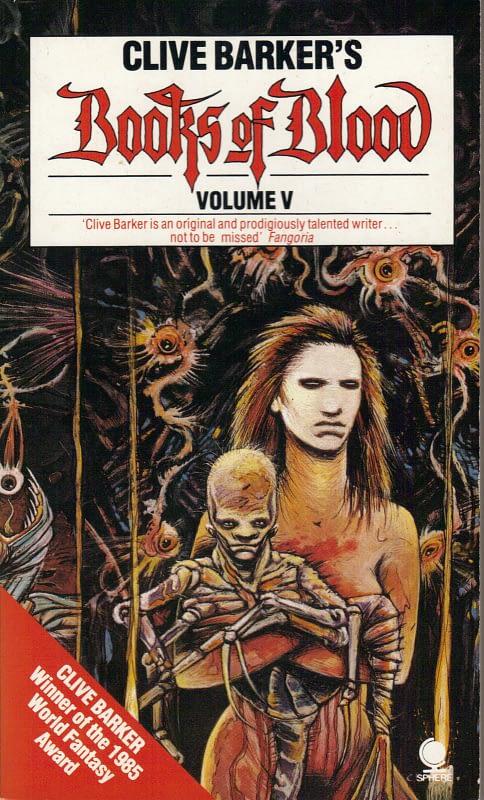 Clive Barker: Books of Blood vol5