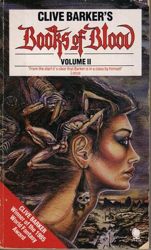 Clive Barker: Books of Blood vol2