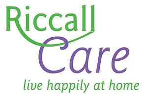 Riccall Care logo and strapline