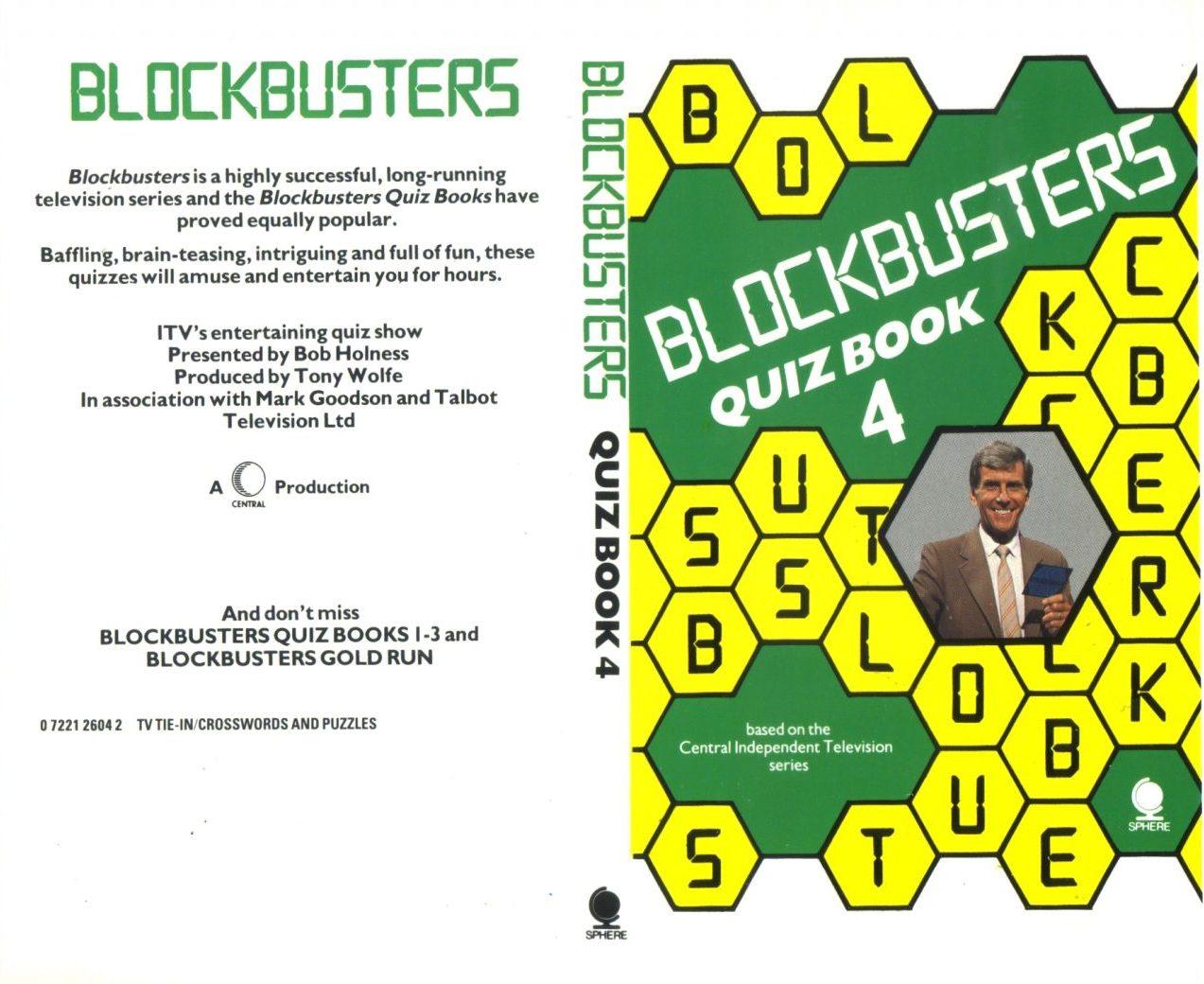 Blockbusters - full cover