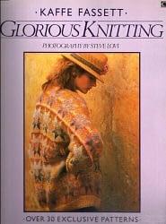 Century paperback edition Kaffe Fassett Glorious Knitting