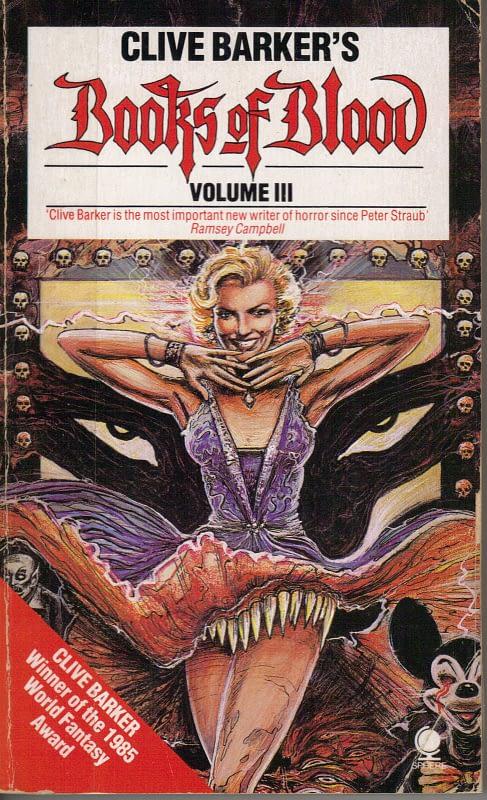 Clive Barker: Books of Blood vol3