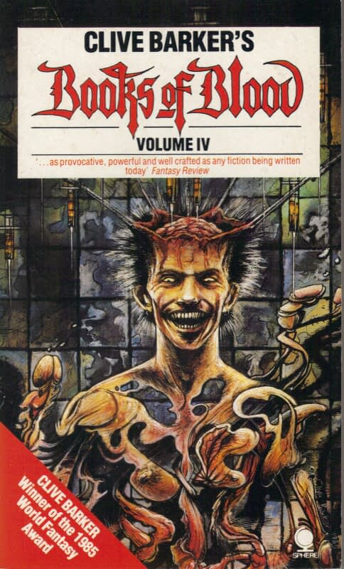 Clive Barker: Books of Blood vol4